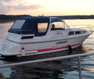 Motorboot Marex 280 chartern in Bootshaus Himmelpfort