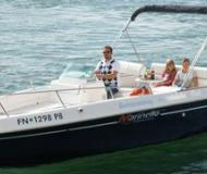 Motor boat Marinello Eden 22 for charter in Friedrichshafen
