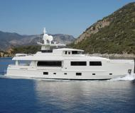 Motor boat Mengi Yay 130 for rent in Bodrum