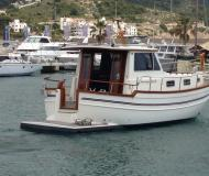 Motorboot Menorquin 100 chartern in Port d Aiguadolc
