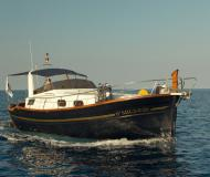 Motorboot Menorquin 120 Yachtcharter in Mahon