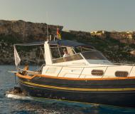 Motorboat Menorquin 120 available for charter in Port de Mahon