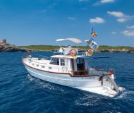 Motoryacht Menorquin 150 chartern in Port de Mahon