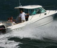 Motor yacht Merry Fisher 725 for rent in Marina Kornati