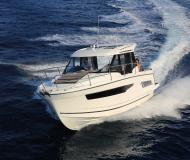 Motoryacht Merry Fisher 895 Yachtcharter in Zadar