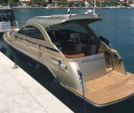 Motor yacht Mirakul 30 for rent in Zadar