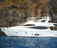 Yacht Montefino 78 Yachtcharter in Palma