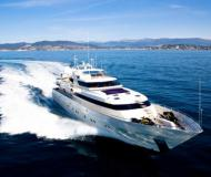 Yacht MY Sunliner X for charter in Antibes