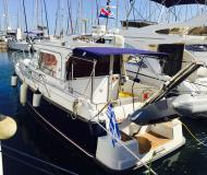 Yacht Nimbus 320 Coupe for hire in Athens