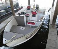 Motoryacht Northwood 14 chartern in Ludington