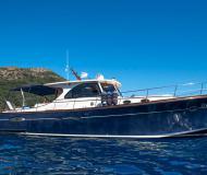Motoryacht Portland 55 chartern in Marina di San Vincenzo