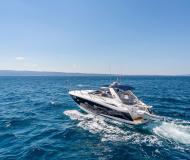 Motor yacht Portofino 35 available for charter in Stobrec Port