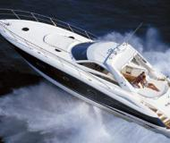 Motor yacht Portofino 53 available for charter in Vilamoura