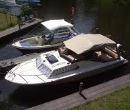 Motorboot Poseidon Yachtcharter in Stadt Berlin