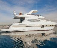 Motor boat PR Marine 62 for rent in Alimos Marina Kalamaki