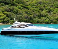 Motor yacht Predator 68 for rent in Road Town