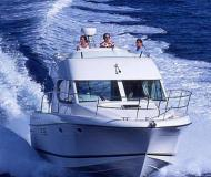 Motorboot Prestige 32 chartern in Lefkas