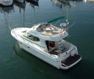 Yacht Prestige 32 Yachtcharter in Port d Aiguadolc