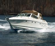 Motor yacht Prestige 34 for charter in Marina San Antonio