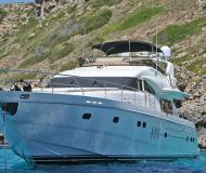 Yacht Princess 23 for hire in Port de Palma