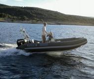 Motorboot Ranger Prestige Yachtcharter in Povlja Marina