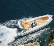 Motor yacht Gulet for rent in Marina Kremik