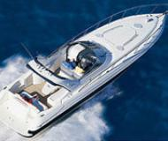 Motoryacht Riviera M430 available for charter in Yacht Haven Marina Phuket