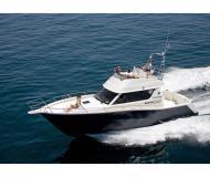 Motoryacht Rodman 41 Yachtcharter in Marina d Angra