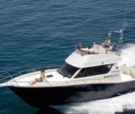 Motoryacht Rodman 41 Yachtcharter in Nanny Cay Marina