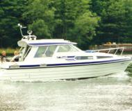 Yacht Saga 26 available for charter in Marina Eldenburg