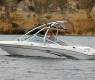 Motoryacht Sea Ray 185 Bowrider Yachtcharter in Marina de Lagos