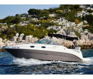 Motoryacht Sea Ray 255 Sundancer Yachtcharter in Tribunj