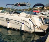 Motorboot Sea Ray 330 chartern in Makarska