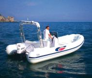Selva 540 Motorboot Charter Italien