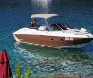 Motor yacht Sessa S26 for hire in ACI Marina Trogir