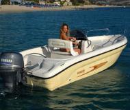 Shark 17 Motorboot Charter Italien