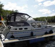 Houseboat Skiron 35 for rent in Wesenberg