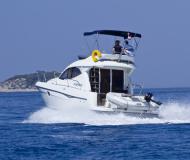 Motoryacht Starfisher 34 chartern in Marina Kremik
