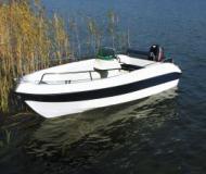 Motoryacht Sunboat 410 chartern in Potsdam