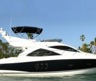 Motor yacht Sunseeker Manhattan 60 for charter in Miami
