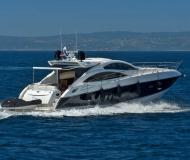 Motoryacht Sunseeker Predator 62 Yachtcharter in Stobrec Port