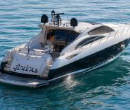 Motor yacht Sunseeker Predator 72 for charter in Stobrec