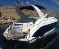 Motor boat Targa 40 for rent in Icici