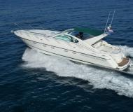 Motorboot Targa 48 chartern in Marina Kremik