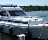 Motorboat Taylan Star 900 for charter in Fuerstenberg