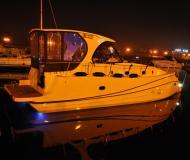 Motoryacht Tes 393 Illuminatus Yachtcharter in Wilkasy