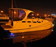 Yacht Tes 393 Illuminatus Yachtcharter in Wilkasy Marina