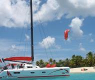 Motoryacht TS 50 Yachtcharter in Marigot