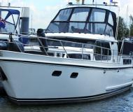 Motor yacht Valkkruiser 1200 Content available for charter in Marina Ludwigshafen