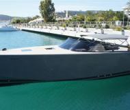 Motorboot VanDutch 40 chartern in Marina Ibiza